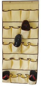shoe bag door